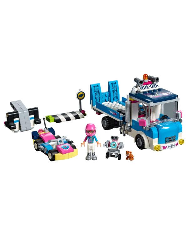 ALTRI LEGO FRIENDS Unisex 12+ Anni, 5-8 Anni, 8-12 Anni LEGO Friends 41348 - Camion di servizio e manutenzione