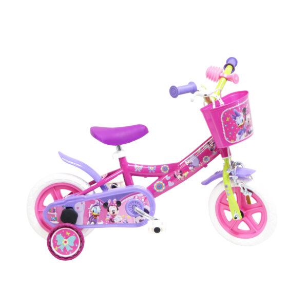 BICI MINNIE 10 - Bici, Tricicli e Giochi cavalcabili - Giochi all'aperto e sportivi - Giocattoli Disney Femmina 12-36 Mesi, 3-5 Anni TOPOLINO&CO.