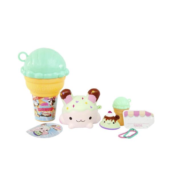 Giochi Preziosi - Smooshy Mushy Core Creamery, Animaletti Morbidi e Profumati, con Accessori, modelli Assortiti ALTRI Femmina 12+ Anni, 8-12 Anni ALTRO