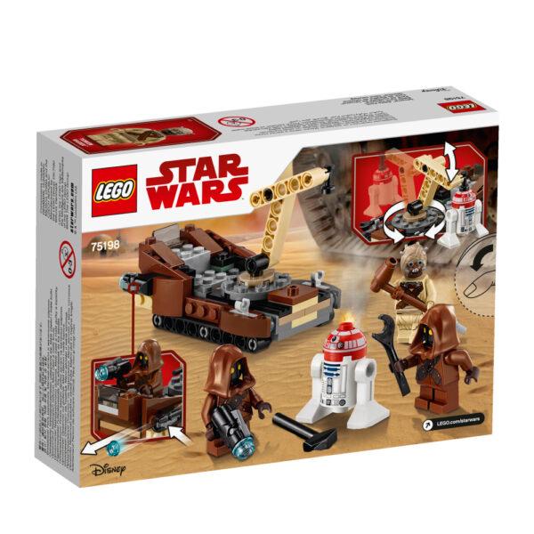 Disney Star Wars 75198 - Battle Pack Tatooine™ - DISNEY - DISNEY - Marche Maschio 12+ Anni, 5-8 Anni, 8-12 Anni