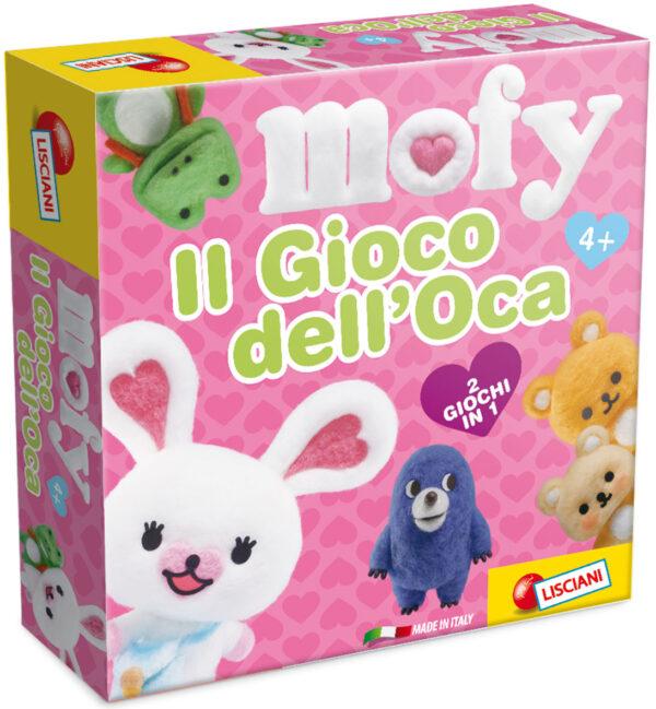 MOFY IL GIOCO DELL'OCA - ALTRO - Giochi da tavolo