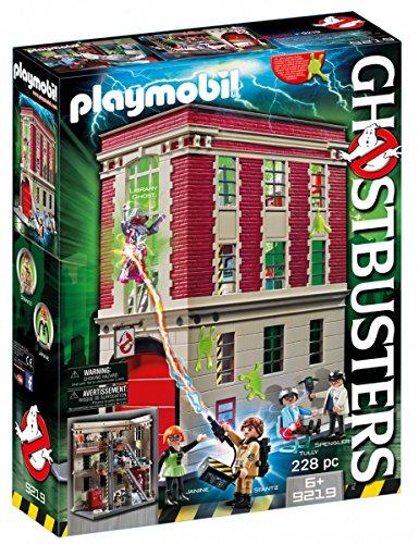 9219 - GHOSTBUSTERS CASERMA - GHOSTBUSTERS - Personaggi ALTRO Unisex 12+ Anni, 3-5 Anni, 5-8 Anni, 8-12 Anni GHOSTBUSTERS