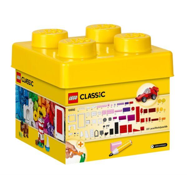 10692 - Mattoncini creativi LEGO® ALTRI Unisex 3-4 Anni, 3-5 Anni, 5-7 Anni, 5-8 Anni, 8-12 Anni LEGO CLASSIC