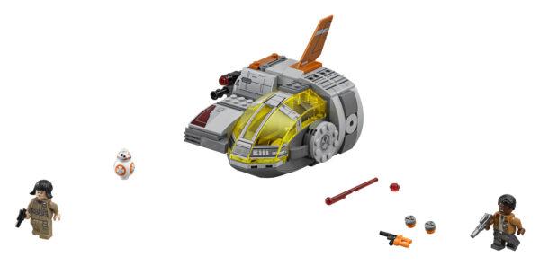 DISNEY - PIXAR Star Wars 75176 - Resistance Transport Pod™ - Disney - Pixar - Toys Center Maschio 12+ Anni, 5-8 Anni, 8-12 Anni