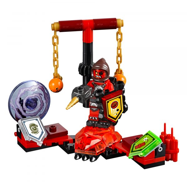 LEGO NEXO KNIGHTS ALTRI 70334 - Ultimate Beast Master - Lego Nexo Knights - Toys Center Maschio 12+ Anni, 5-8 Anni, 8-12 Anni