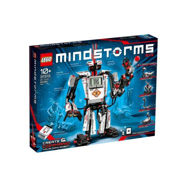 31313 - LEGO® MINDSTORMS® EV3 - Lego Mindstorms - Toys Center LEGO MINDSTORMS Unisex 5-7 Anni, 5-8 Anni, 8-12 Anni ALTRI
