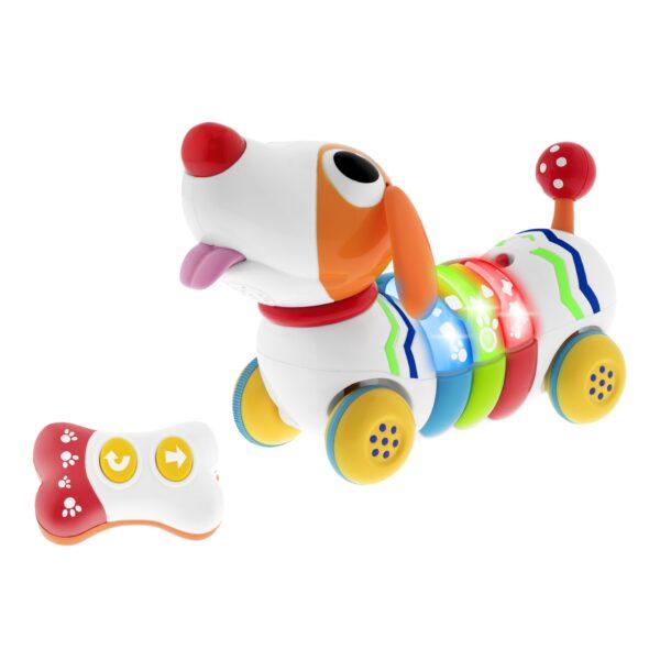 DOG REMI - Chicco - Toys Center Chicco Unisex 0-12 Mesi, 12-36 Mesi ALTRI