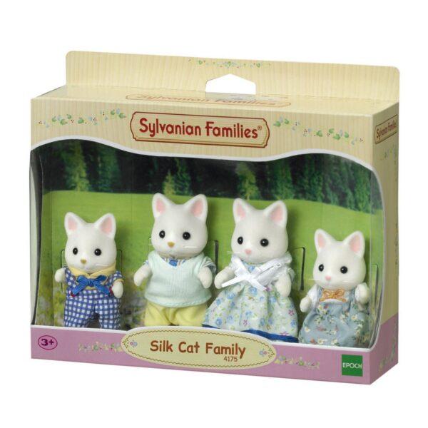 Famiglia gatti silk SYLVANIAN FAMILIES Femmina 12-36 Mesi, 3-4 Anni, 3-5 Anni, 5-7 Anni, 5-8 Anni, 8-12 Anni ALTRI