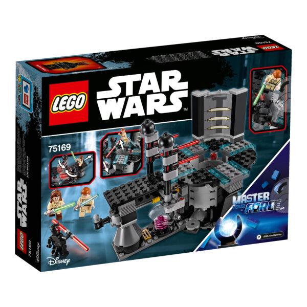 75169 - Duello su Naboo™ - Disney - Toys Center Star Wars Maschio 5-7 Anni, 8-12 Anni Disney