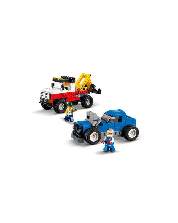 31085 - Truck dello Stuntman - Lego Creator - Toys Center ALTRI Unisex 12+ Anni, 5-8 Anni, 8-12 Anni LEGO CREATOR