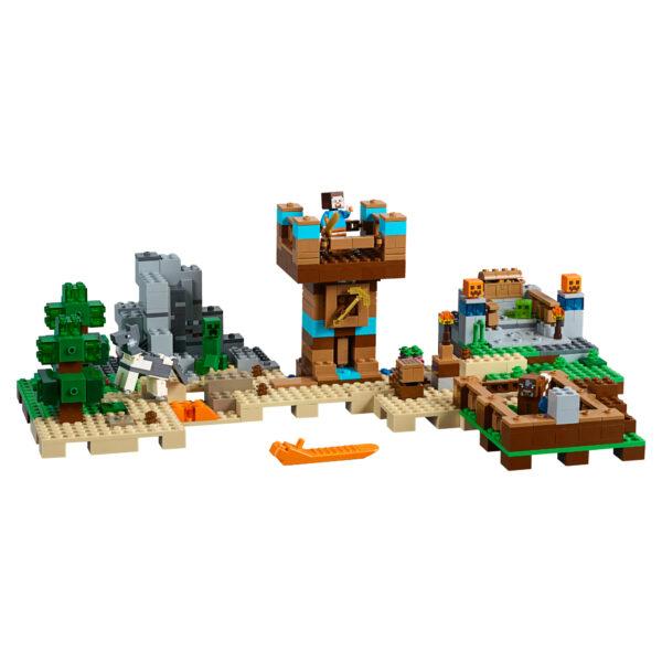 MINECRAFT ALTRI 21135 - Crafting Box 2.0 - Minecraft - Toys Center Maschio 12+ Anni, 5-8 Anni, 8-12 Anni