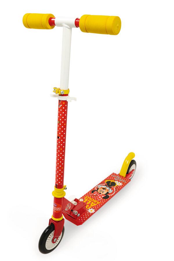 Monopattino due ruote Disney Minnie - Centrigiochi, gonfiabili e trampolini - Estate - Disney - Centrigiochi, gonfiabili e trampolini