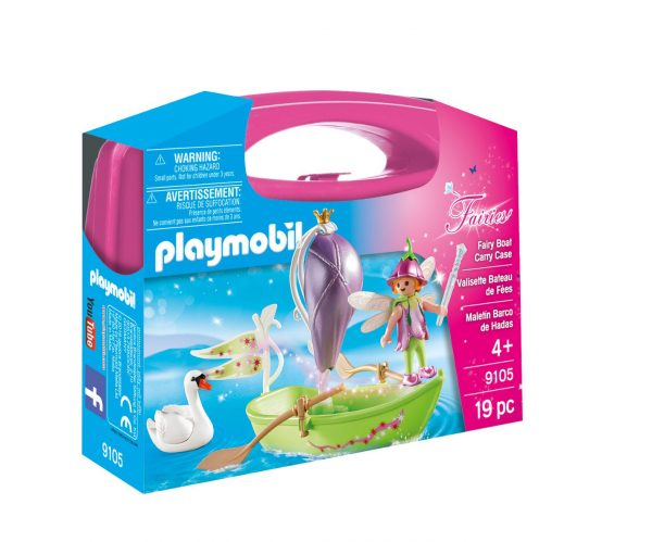 VALIGETTA BARCA DELLE FATE - Playmobil - Fairies - Toys Center Playmobil Fairies Femmina 12+ Anni, 3-5 Anni, 5-8 Anni, 8-12 Anni ALTRI