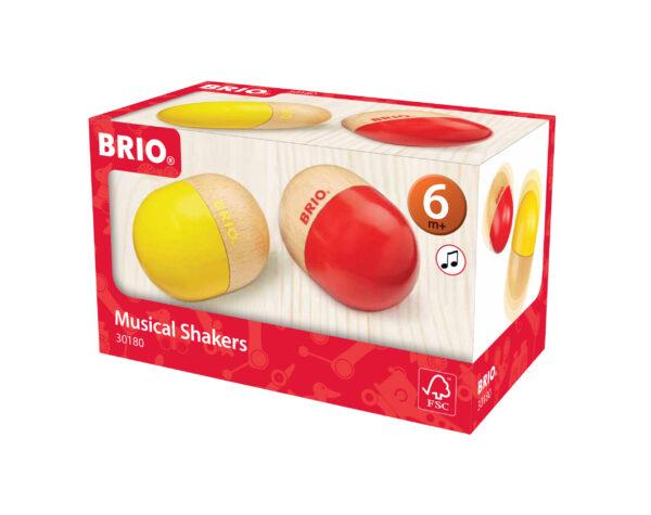 BRIO strumento musicale - set di shaker - BRIO - Fino al -20%