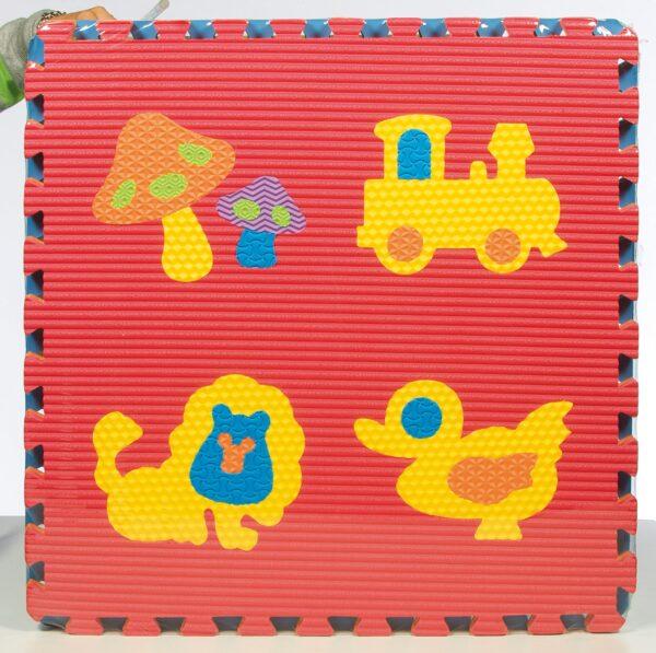 Maxi tappeto 60x60 cm BABY SMILE Unisex 0-12 Mesi, 12-36 Mesi, 3-5 Anni, 5-8 Anni ALTRI