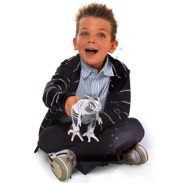MINI ROBORAPTOR - Invincible Heroes - Toys Center INVINCIBLE HEROES Maschio 12-36 Mesi, 3-5 Anni, 5-7 Anni, 5-8 Anni, 8-12 Anni ALTRI