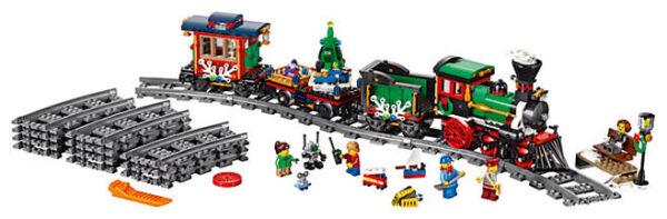 10254 - Treno di Natale - Lego Creator Expert - Toys Center - LEGO CREATOR EXPERT - Costruzioni