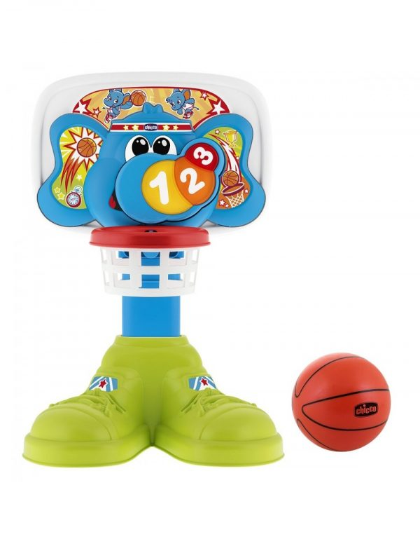 BASKET LEAGUE - Chicco - Toys Center ALTRI Unisex 12-36 Mesi, 3-5 Anni, 5-8 Anni Chicco