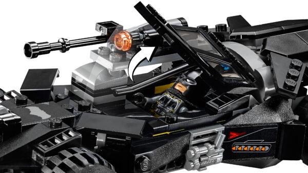 ALTRI LEGO SUPER HEROES Maschio 12+ Anni, 8-12 Anni 76087 - Volpe volante: attacco al ponte aereo con la Batmobile - Lego Super Heroes - Toys Center