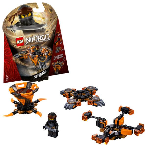 70662 - Cole Spinjitzu - Lego Ninjago - Toys Center - LEGO NINJAGO - Costruzioni