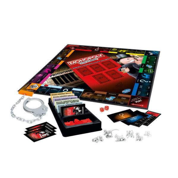 Monopoly: Edizione dell'imbroglio MONOPOLY Unisex 12+ Anni, 8-12 Anni ALTRI