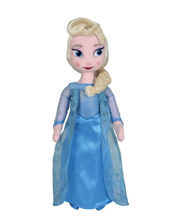 Elsa 40cm GRANDI GIOCHI Unisex 0-12 Mesi, 12-36 Mesi, 12+ Anni, 3-5 Anni, 5-8 Anni, 8-12 Anni Disney Frozen