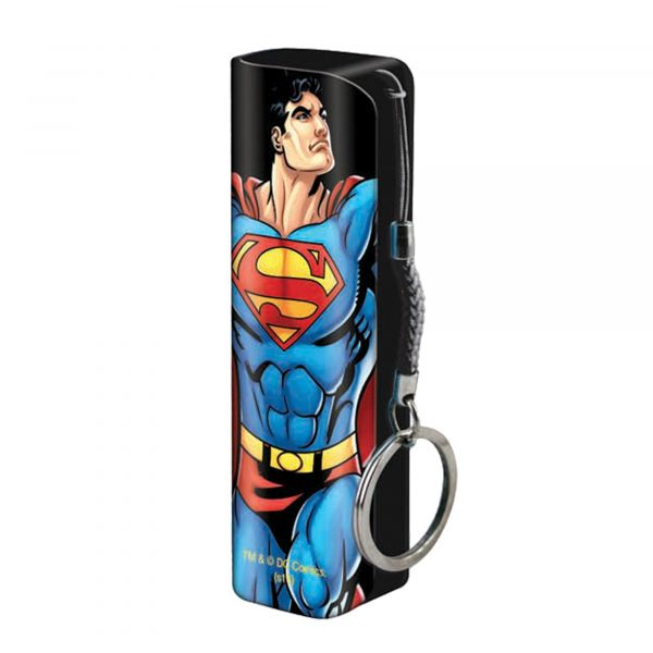 Power Bank - Xtreme - Toys Center XTREME Unisex 12+ Anni, 5-8 Anni, 8-12 Anni SUPERMAN