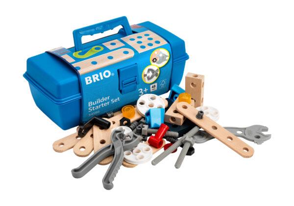 BRIO starter set costruzioni BRIO Unisex 12-36 Mesi, 3-4 Anni, 3-5 Anni, 5-7 Anni, 5-8 Anni ALTRI