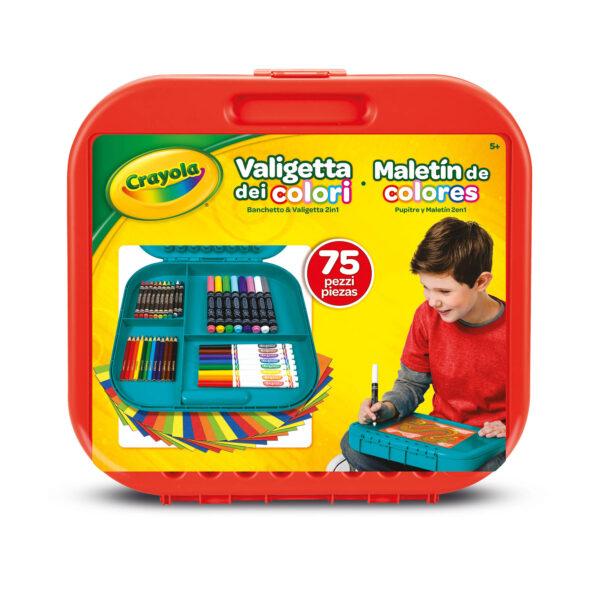 Valigetta dei Colori Crayola ALTRO Unisex 12+ Anni, 3-5 Anni, 5-8 Anni, 8-12 Anni ALTRI