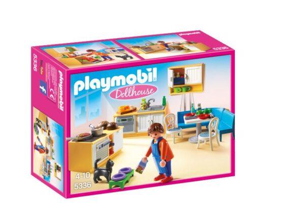 CUCINA PLAYMOBIL - DOLL HOUSE Femmina 3-4 Anni, 3-5 Anni, 5-7 Anni, 5-8 Anni, 8-12 Anni ALTRI