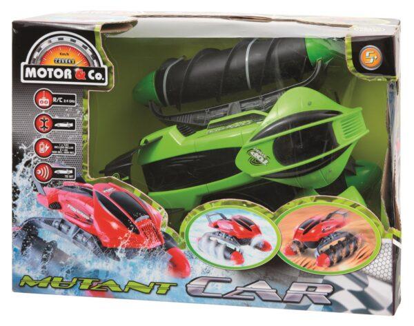 MOTOR&CO MUTANT CAR R/C - Motor&co - Toys Center MOTOR&CO Maschio 12+ Anni, 3-5 Anni, 5-8 Anni, 8-12 Anni ALTRI