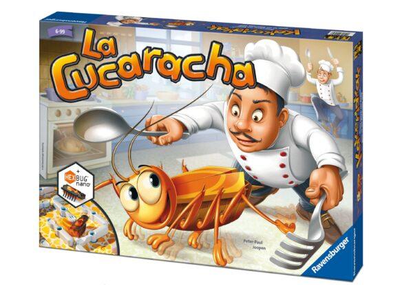 La Cucaracha - Ravensburger Classic - Toys Center - RAVENSBURGER CLASSIC - Fino al -30%