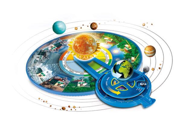 Laboratorio Astronomia - FOCUS / SCIENZA&GIOCO - Giochi educativi, musicali e scientifici