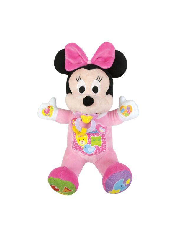 BABYCLEM Min Amica Bambola Disney Femmina 0-12 Mesi, 0-2 Anni, 3-4 Anni TOPOLINO&CO.