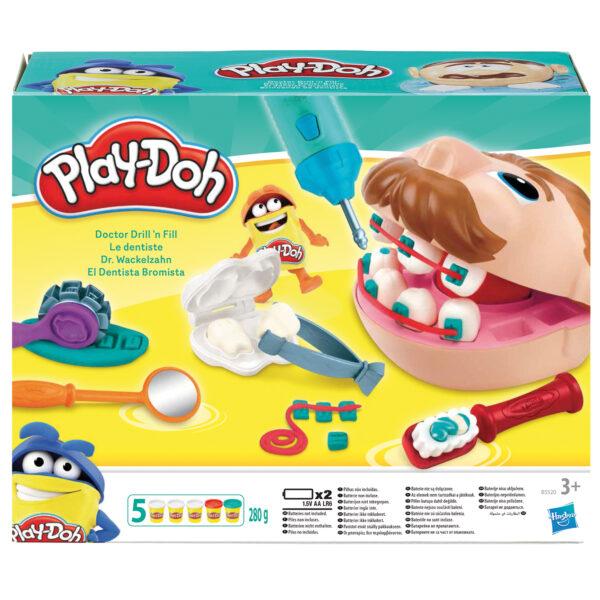 Dottor Trapanino - Play-doh - Toys Center - PLAY-DOH - Fino al -30%