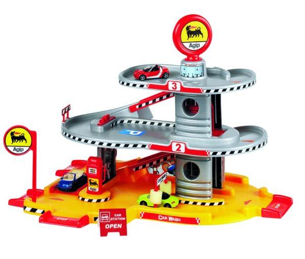 MOTOR&CO Garage su 3 livelli MOTOR&CO Maschio 12-36 Mesi, 12+ Anni, 3-5 Anni, 5-8 Anni, 8-12 Anni ALTRI