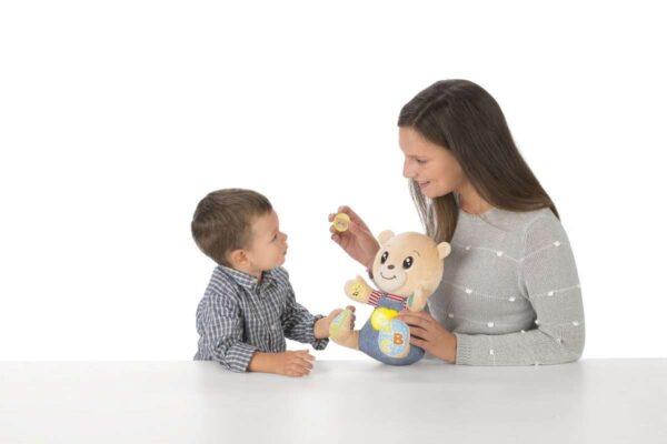 TEDDY ORSO DELLE EMOZIONI - Chicco - Toys Center 0-12 Mesi, 12-36 Mesi Unisex Chicco ALTRI
