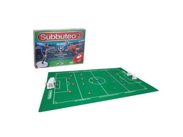 Subbuteo Champions League Edition, con 2 Squadre SUBBUTEO Maschio 12+ Anni, 5-7 Anni, 5-8 Anni, 8-12 Anni ALTRI