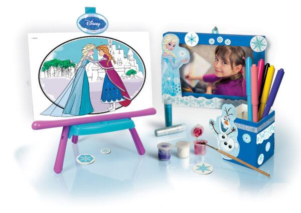 L'Atelier dell'Artista Frozen - Disney - Toys Center - Disney - Fino al -30%