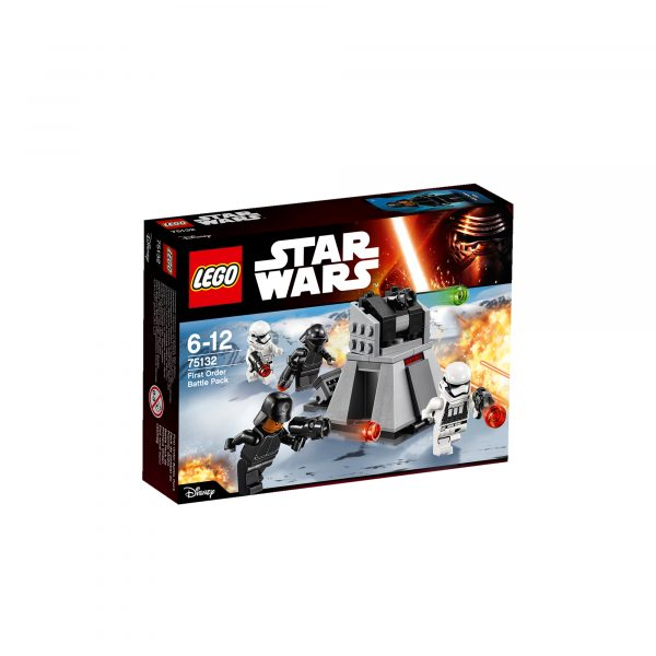 75132 Battle pack - Disney - Toys Center Disney Maschio 5-7 Anni, 5-8 Anni, 8-12 Anni Star Wars