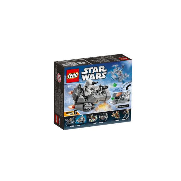 75126 - First Order Snowspeeder™ - Lego Best Seller - LEGO - Marche - Disney - Costruzioni