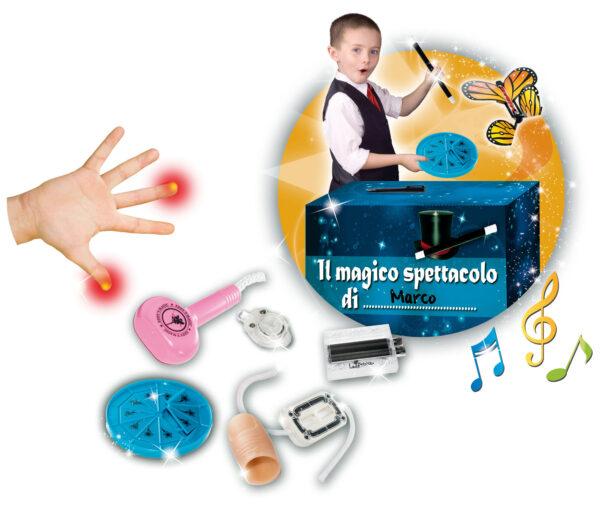 Scuola di Magia Il mio primo spettacolo - Il Mago Gentile - Toys Center - IL MAGO GENTILE - Giochi da tavolo