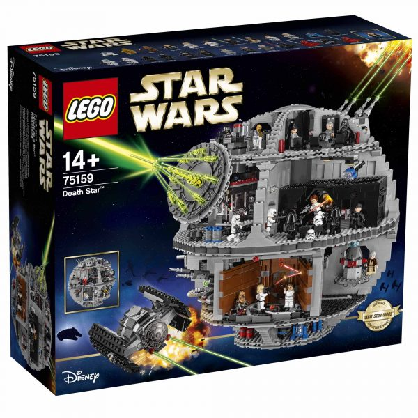 75159 - Death Star™ Disney Maschio 12+ Anni Star Wars