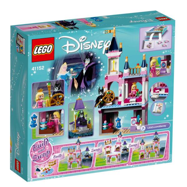 41152 - Il castello delle fiabe della Bella Addormentata - Best Seller Disney - DISNEY - Marche PRINCIPESSE DISNEY Femmina 12+ Anni, 5-8 Anni, 8-12 Anni Disney