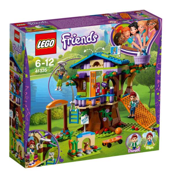 LEGO 41335 - La casa sull'albero di Mia LEGO FRIENDS Femmina 12+ Anni, 5-8 Anni, 8-12 Anni ALTRI
