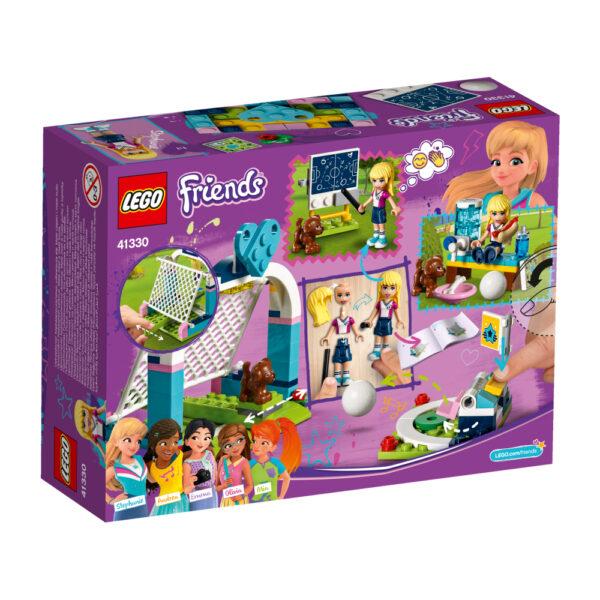 41330 - L'allenamento di calcio di Stephanie - Lego Friends - Toys Center - LEGO FRIENDS - Costruzioni