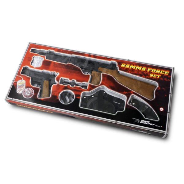 GAMMA FORCE SET 125 DB MATIC - Altro - Toys Center ALTRO Maschio 12-36 Mesi ALTRI
