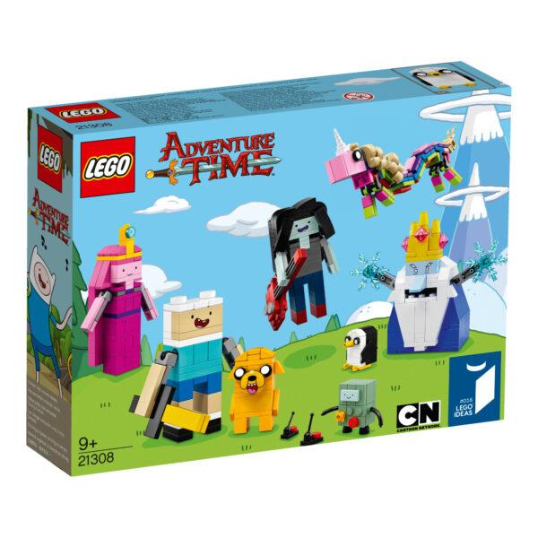 21308 - Adventure Time™ - Lego Creator Expert - Toys Center LEGO CREATOR EXPERT Maschio 12+ Anni, 8-12 Anni ALTRI