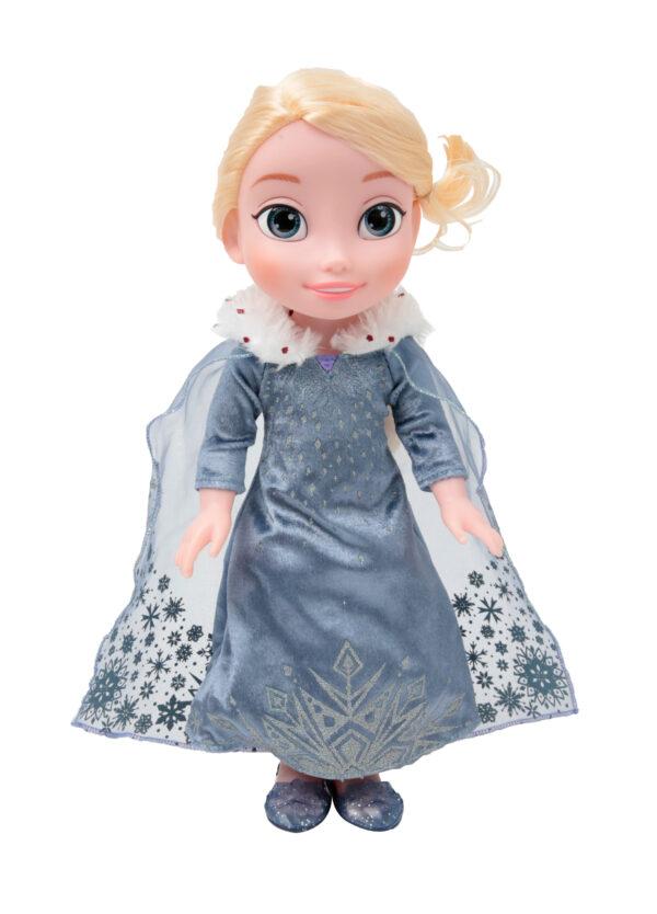Frozen Elsa bambola cantante Disney Femmina 12-36 Mesi, 3-5 Anni, 5-8 Anni Disney Frozen