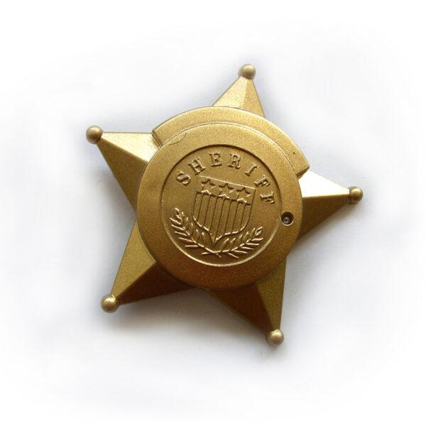 SHERIFF STAR - Altro - Toys Center ALTRI Maschio 12-36 Mesi, 5-7 Anni, 8-12 Anni ALTRO